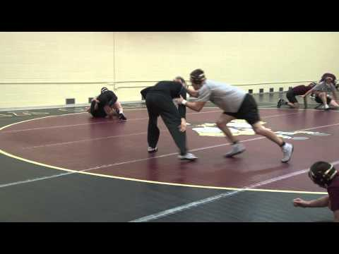 Alma College Wrestling - Undefeated for 25 Years
