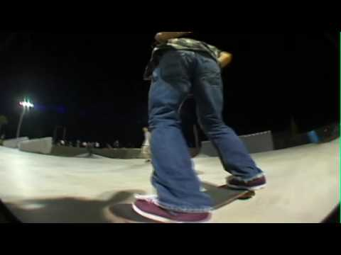New Daytona Beach Skatepark Montage