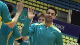 Матчтың үздік сәттері Ұлттық лигасы: «Астана»— «АМУ Барсы Атырау» (Ойын 1)