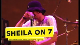 Video [HD] Sheila on 7 - Sephia & Betapa (Live at CORETAN PUTIH ABU #2) MP3, 3GP, MP4, WEBM, AVI, FLV September 2018