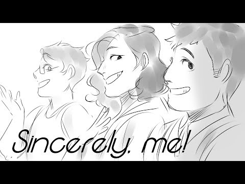 Sincerely, Me || Dear Evan Hansen Animatic