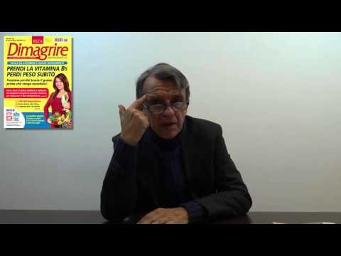 prof. morelli - la vitamina b5 perfetta per dimagrire