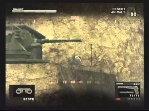 Страна игр обзор METAL GEAR SOLID 3 SNAKE EATER