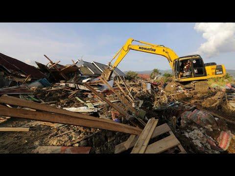 Indonesien: Zahl der Toten nach Tsunami steigt auf  ...