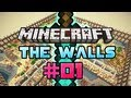 MINECRAFT PVP: THE WALLS | EPISODIO 1: FOREVER ALONE