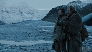 """Ever been North before?"" The cast discusses how a common cause forged new friendships. Game of Thrones airs on HBO on ..."