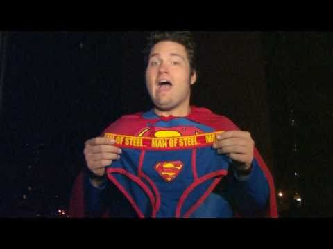 A Brief Message From Superman