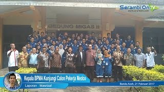 Badan Pengelola Migas Aceh Buka Lowongan Kerja