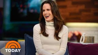 'The Haunting Of Hill House': Elizabeth Reaser Talks New, Dark Role | TODAY