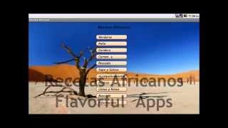 Video de Youtube de Cocina Africana : Recetas
