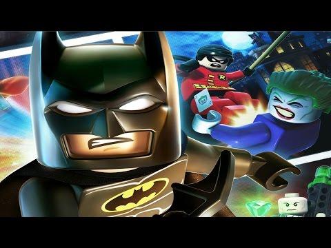 LEGO Batman Full Movie