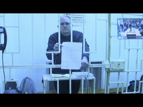 Παράταση στην προφυλάκιση του αμερικανού πεζοναύτη από ρωσικό δικαστήριο…