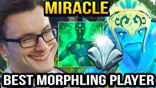 Video Miracle is Becoming BEST MORPHLING IN THE WORLD of Dota 2 MP3, 3GP, MP4, WEBM, AVI, FLV Juni 2018
