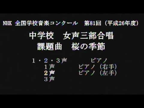 大阪市立城陽中学校吹奏楽部 指揮:竹沢明利