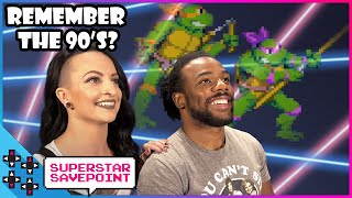 Video RUBY RIOTT shares her scariest Nick Toon conspiracy theories!!! - Superstar Savepoint MP3, 3GP, MP4, WEBM, AVI, FLV Juni 2018
