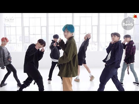 [BANGTAN BOMB] '작은 것들을 위한 시 (Boy With Luv)' Dance Practice (Eye contact ver.) - BTS (방탄소년단) - Thời lượng: 3:50.