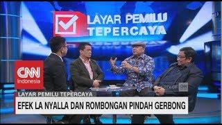 Video Efek La Nyalla & Rombongan Pindah Gerbong MP3, 3GP, MP4, WEBM, AVI, FLV Desember 2018
