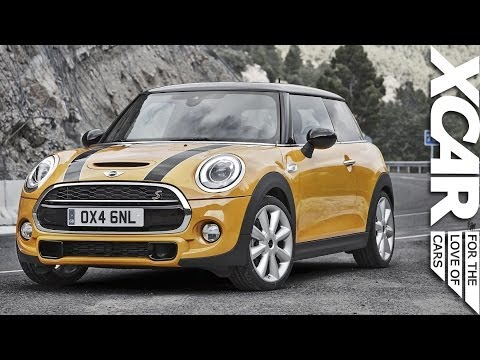 mini - There's a new MINI on the way and we've had an exclusive hands on. Check out the closest look you'll get before 2014.