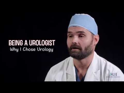 Being a Urologist, Why I Chose Urology - Dr Evan Fynes