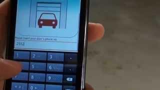 T-TEC garageopener YouTube video