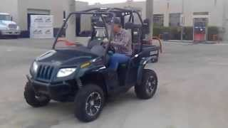 2. '14 Arctic Cat Prowler 550 XT UTV (AS0666) Bigiron.com Online Auction 11-4-15