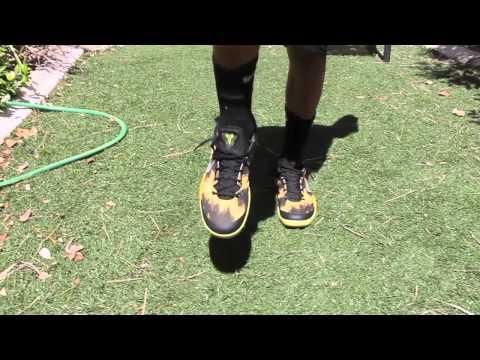 Nike Kobe 8 System 'Sulfur' On Feet (HD)