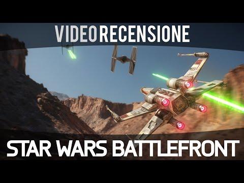 Star Wars Battlefront - Recensione ITA - Gameplay HD