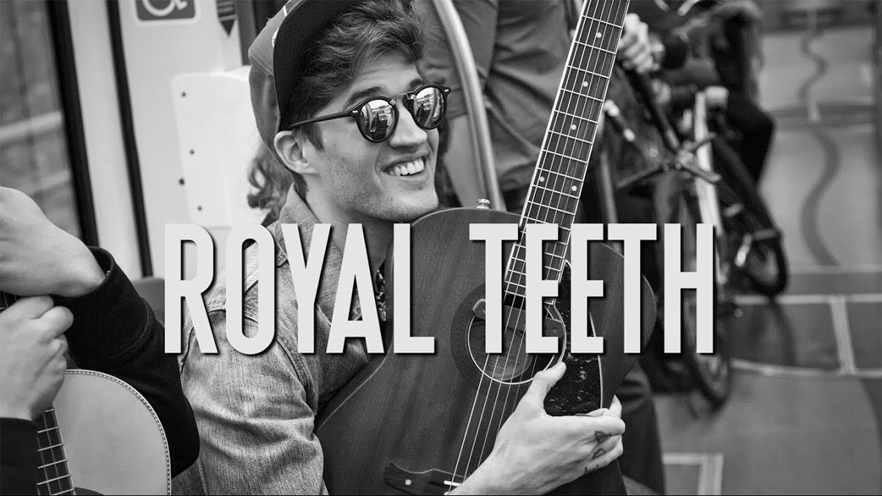 "Royal Teeth ""Paper Cut"" - A Red Trolley Show (live performance)"