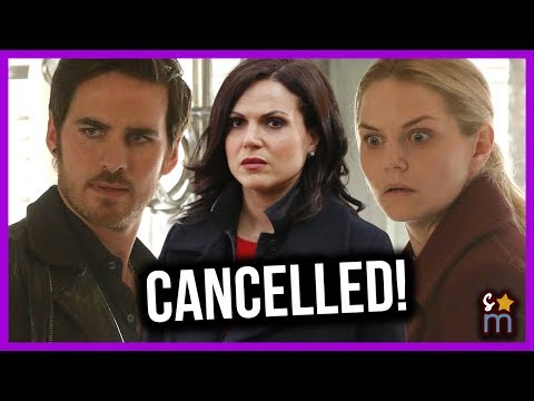"""Once Upon a Time"" Cast React to Show Being Cancelled After Season 7"