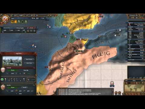 геймплей Europa Universalis IV