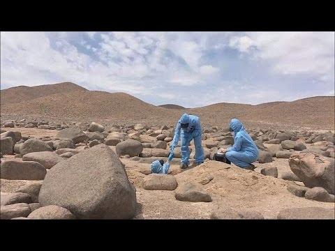 Από την Ατακάμα στον Άρη: Μήπως τελικά υπάρχει ζωή στον Κόκκινο Πλανήτη;