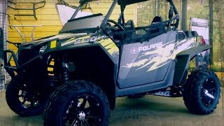 2. NEW 2012 Polaris RZR XP 900 TURBO  FOR SALE BY DEALER | USA-MICHIGAN