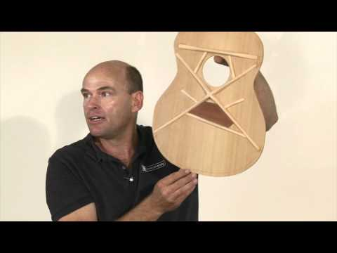 Making Guitars with a Physics Mind by Dominic Howman