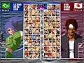 تحميل لعبة the king of fighters 2005 برابط مباشر و بدون تثبيت و بشرح مفصل download the king of fight
