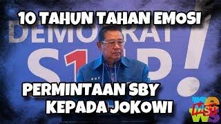 Video Permintaan Super Aneh SBY kepada Jokowi MP3, 3GP, MP4, WEBM, AVI, FLV Mei 2019