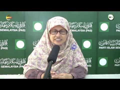 Dewan Muslimat PAS dan Wanita DHPP turun padang bantu jentera PAS di PRK Sungai Besar