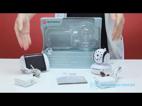 Motorola MBP 36 Video Testbericht