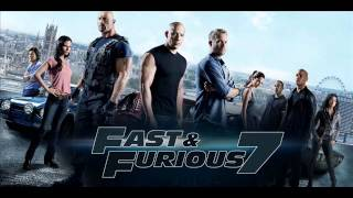 Fast And Furious 7 Ride Out Instrumental