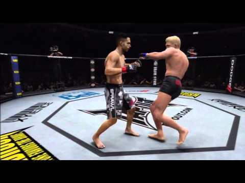 UFC Undisputed 3 - Pack de précommande Contenders