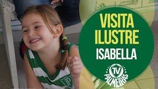 A menina Isabella ficou famosa na Internet, aos dois anos, com um vídeo gravado pelo pai. Hoje, aos quatro, ela finalmente...