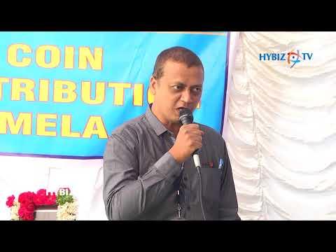 Sainath - Canara Bank Coin Distribution Mela