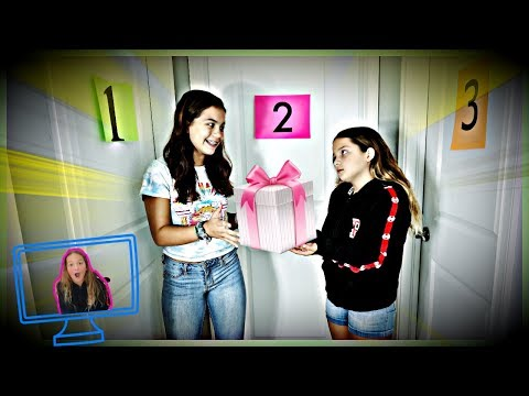 "12 MYSTERIOUS DOORS  "" PICK THE RIGHT DOOR CHALLENGE "" 