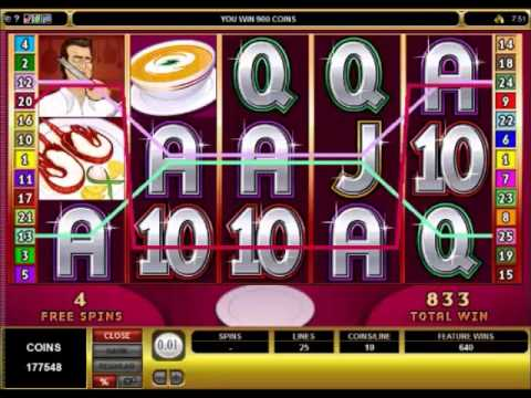 Harveys Slot 10 Free Spins and Double Gamble Wins