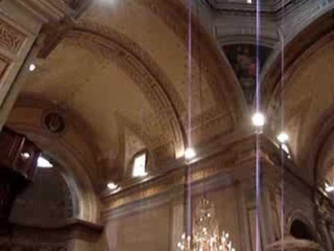 Oristano. Video della cattedrale S. Maria Assunta (sec. XII)