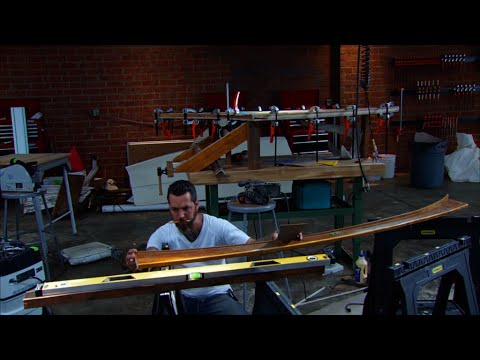 Framework, Series Premiere: Rock The Boat - Build Day 1: Part I