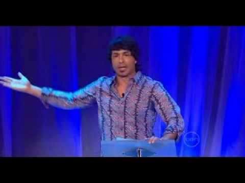 Great Debate 2010 - Arj Barker - Is Food Better Than Sex?