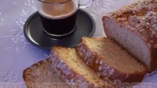 BIZCOCHO DE MANZANA Y AVENA - PLUM CAKE- RECETA SALUDABLE