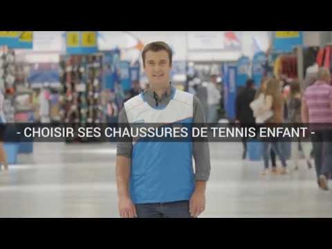 TENNIS // Comment choisir ses chaussures tennis enfant ?