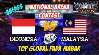 Video Lemon Pake Moskov - Top Global Pada Mabar Indonesia vs Malaysia National Arena Contest 17112017 MP3, 3GP, MP4, WEBM, AVI, FLV November 2018