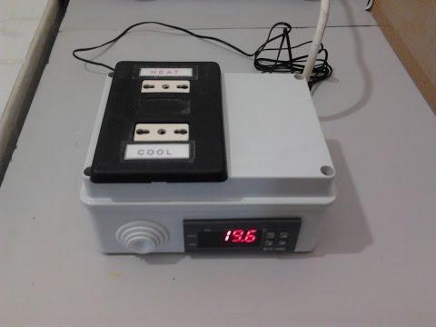 Assemblaggio termostato digitale (stc-1000)